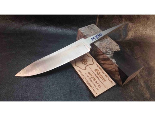 Клинок для ножа M390 №18
