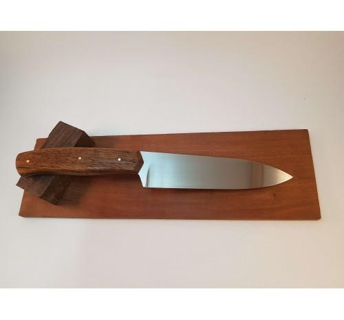 Кухонный нож. Шеф-нож ручной работы №2