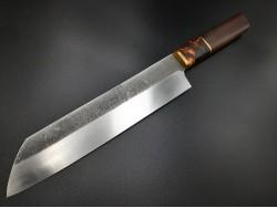 Кухонный нож. Шеф-нож ручной работы №11