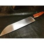 Кухонный нож. Шеф-нож ручной работы №7