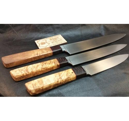 Набор кухонных ножей №1