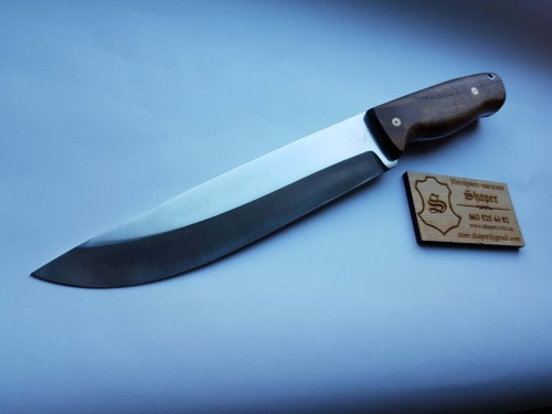 Нож ручной работы №26