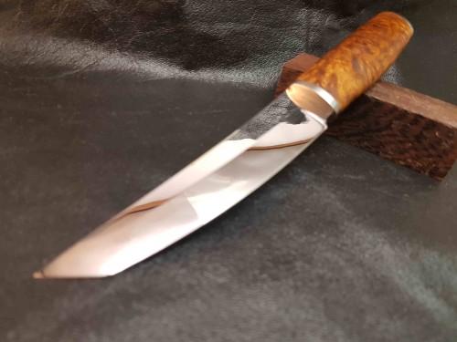 Нож ручной работы №39