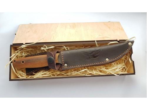 Нож ручной работы №6