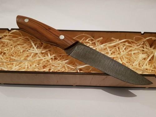 Нож ручной работы №14