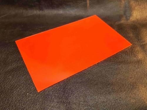 Микарта для проставок оранжевая