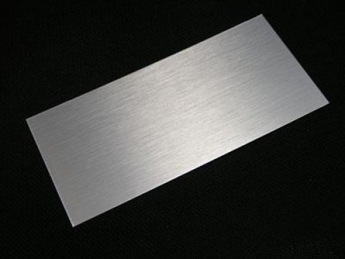 Титан для проставок 0.5х50х200мм