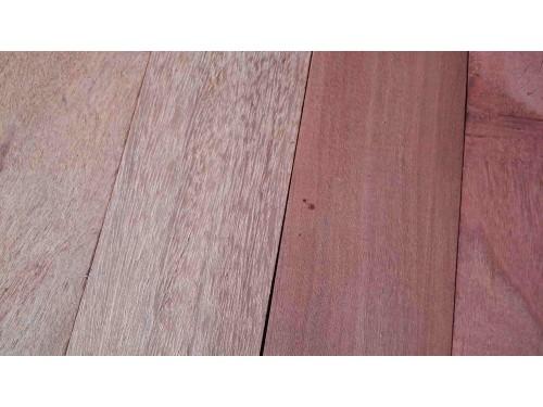 Накладки красного дерева кемпас, туаланг, менгрис, импас